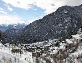 El preu mitjà del metre quadrat dels pisos andorrans s'ha incrementat un 13,6% el primer trimestre pel que fa al mateix període de l'any 2020, segons informa el departament d'Estadística de Govern d'Andorra